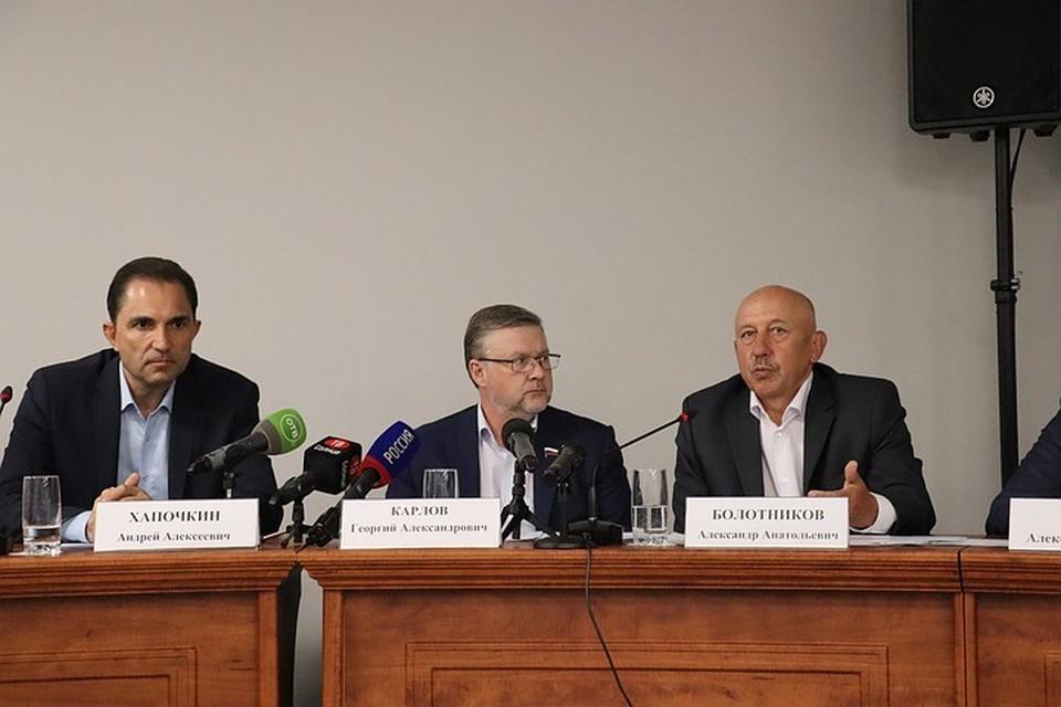 Ряд депутатов Сахалинской облдумы отметил, что Оха заслуживает этого звания