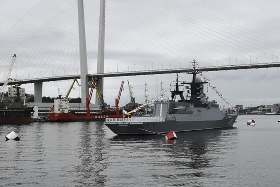25 июля – День Военно-Морского Флота