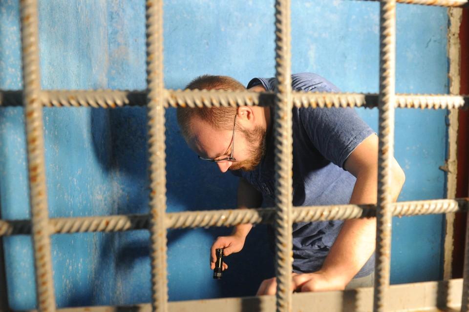 О существовании подземной тюрьмы местные знали еще два года назад.