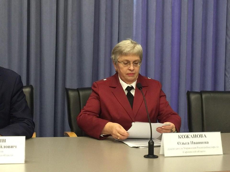 Ольга Кожанова