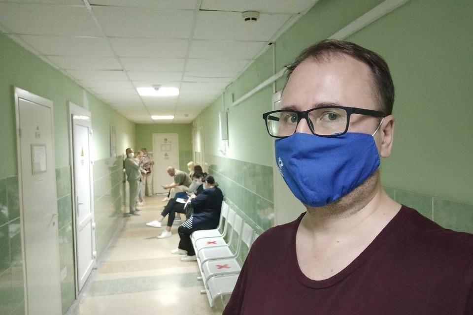 Живая очередь в поликлинике оказалась надежней, чем сайт Госуслуг