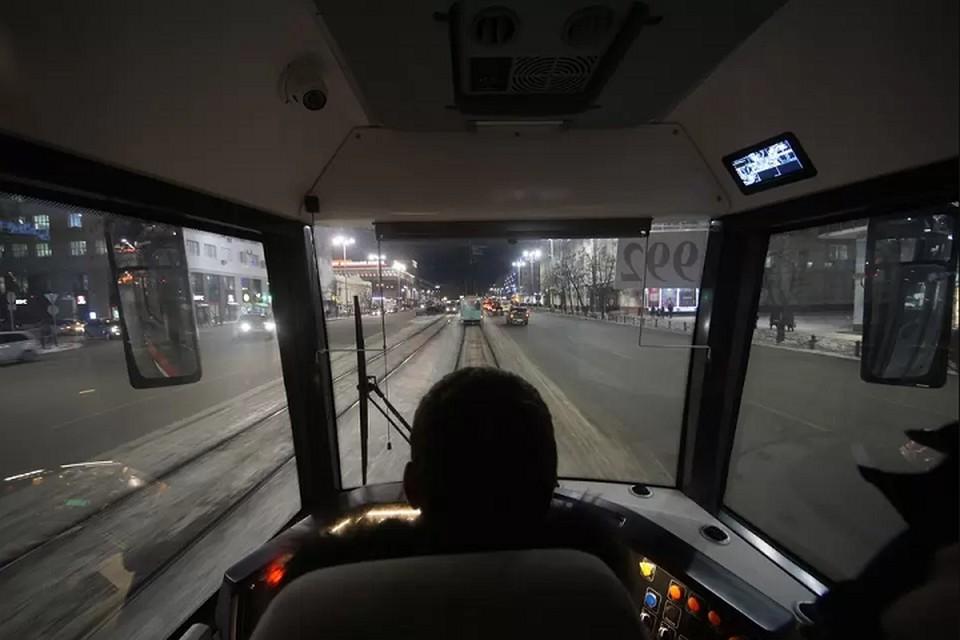 В Ростове же хотят обновить 100 км трамвайных путей