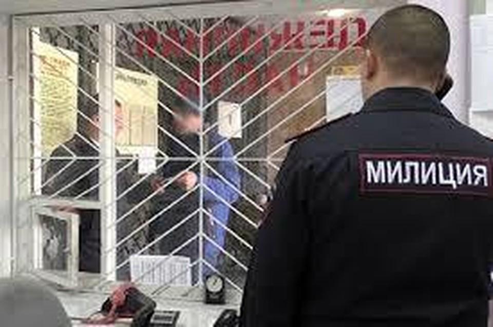 В произошедшем разбираются сотрудники милиции (Фото: МВД Приднестровья).