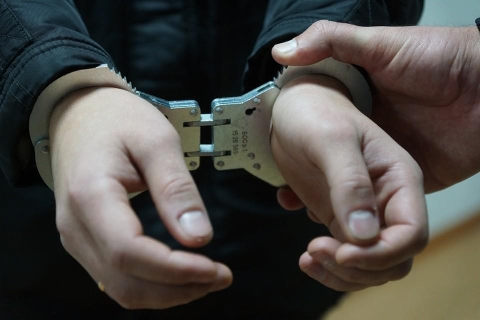 Его арестовали в начале января 2021.