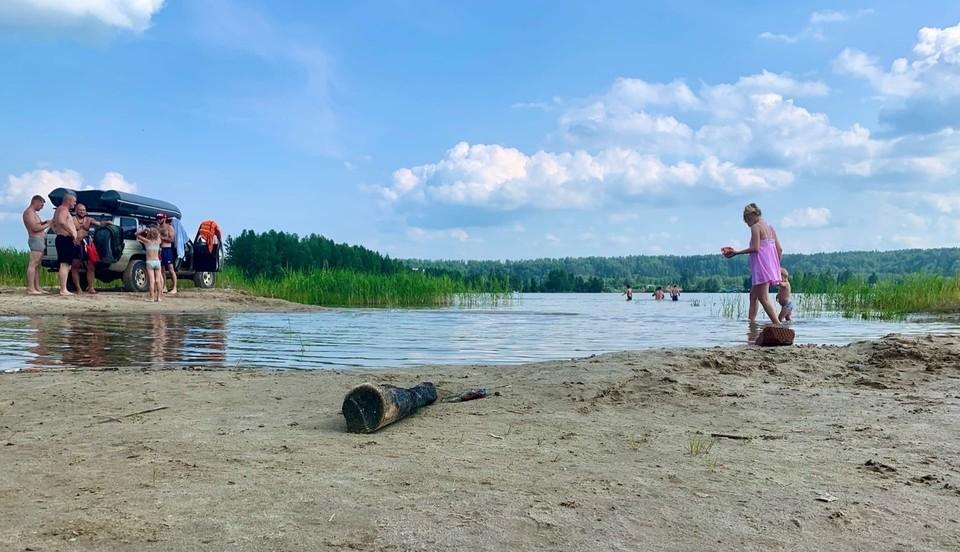 Наиболее опасными местами для купания в Томской области являются река Томь.