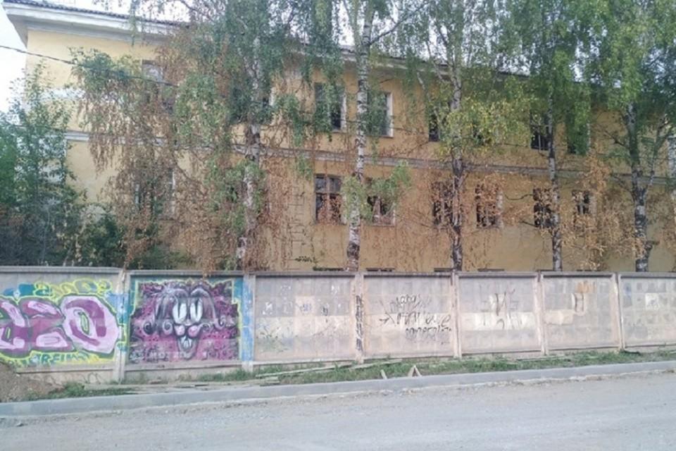 Заброшенные здания военного городка снесут Фото: TagilCity.ru