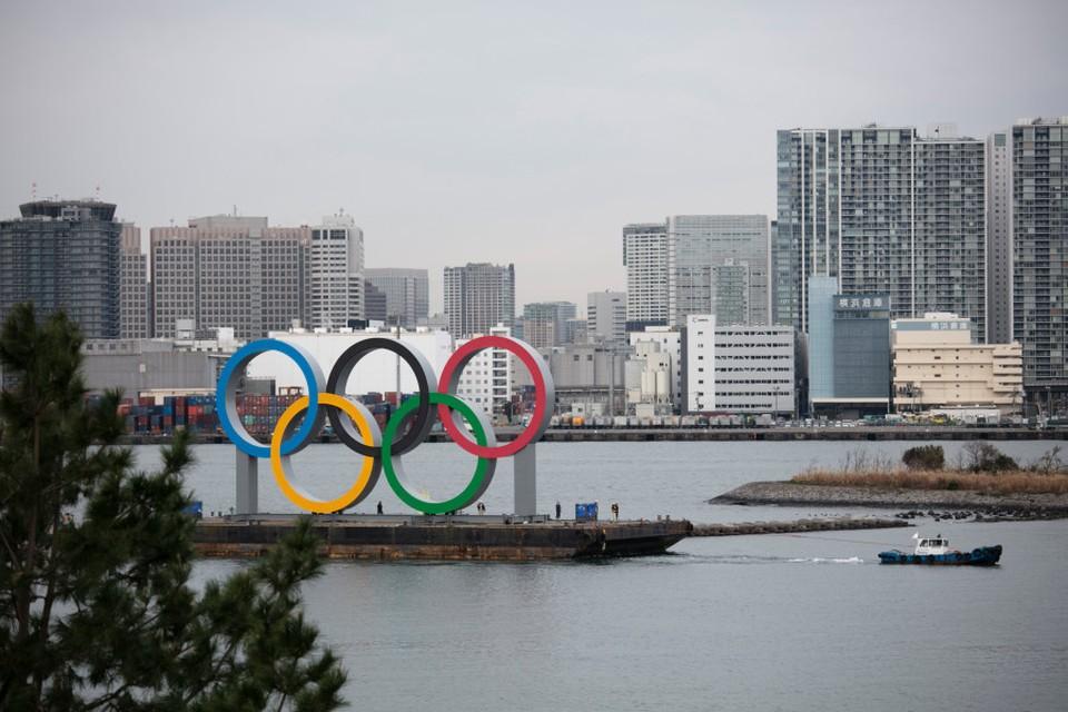 Вид на олимпийский Токио. Фото: noc.by
