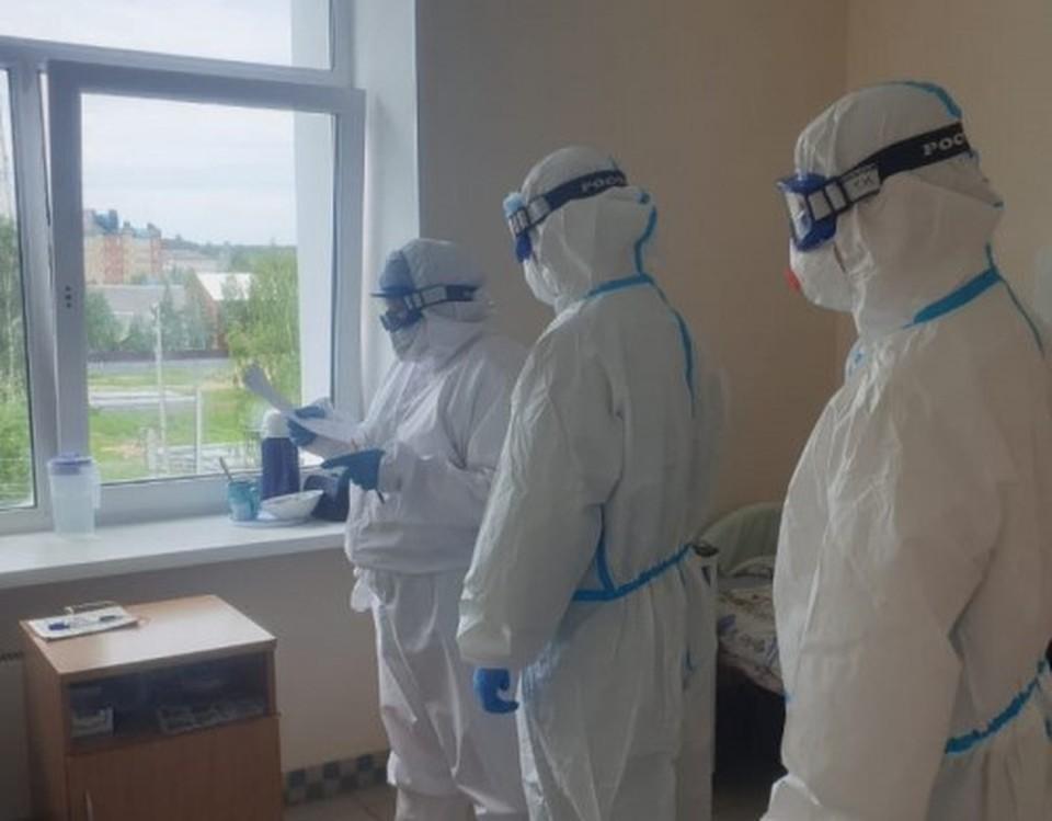 В отдельных городах Югры могут ввести дополнительные меры профилактики COVID-19 Фото: Департамент здравоохранения ХМАО-Югры