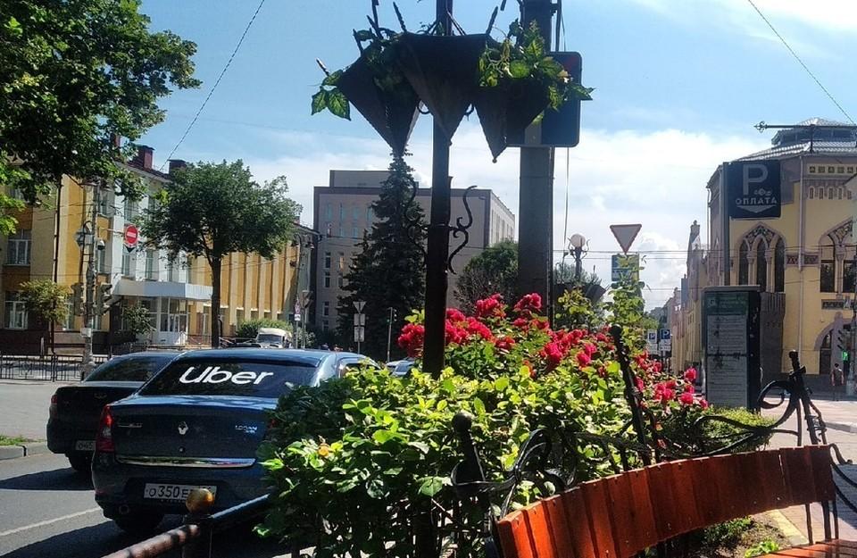 Сейчас ведутся работы на улицах Береговая и Почтовая