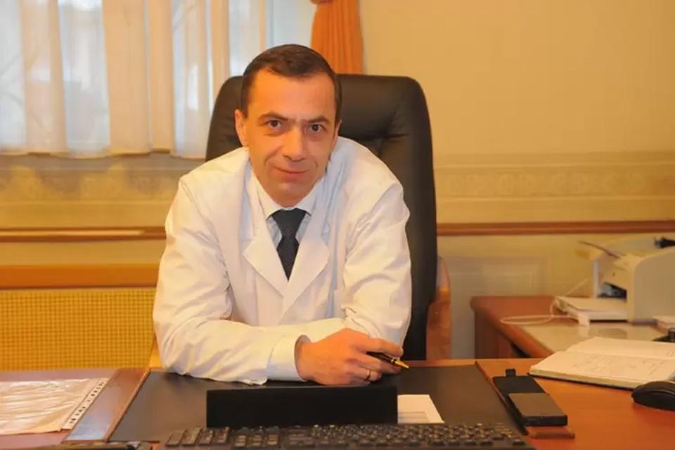 Анатолий Касатов рассказал о заболевших коронавирусом в краевой больнице.