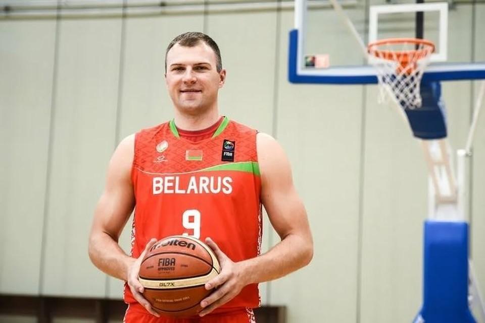 Фото: Сборная Беларуси по баскетболу