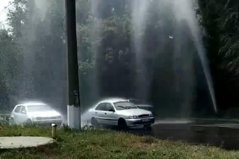 Фото: Скриншот из видео vk.com / Макеевка