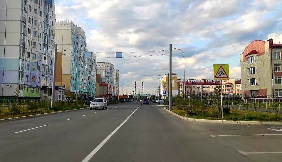 В Югре водитель сбил мальчика, который ехал на самокате на красный сигнал светофора Фото: ГИБДД России