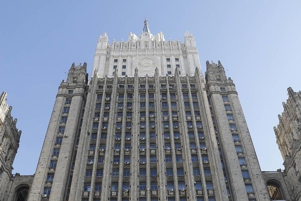 МИД России призывает Литву сотрудничать с Беларусью по проблеме миграции. Фото: ТАСС