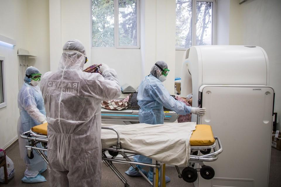В Крыму Феодосия и Судак стали лидерами по распространению коронавируса. Фото: Сергей Аксенов / Вконтакте