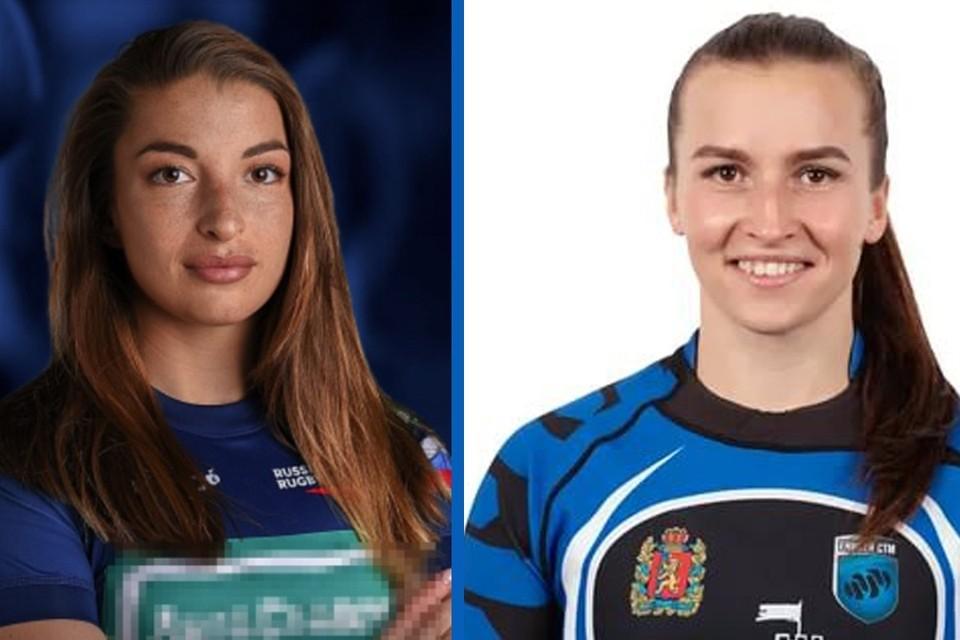 Дарья Норицина и Алина Артерчук
