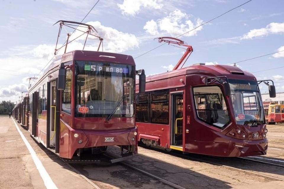 Трамвая №5а изменения не коснутся. Фото: kzn.ru