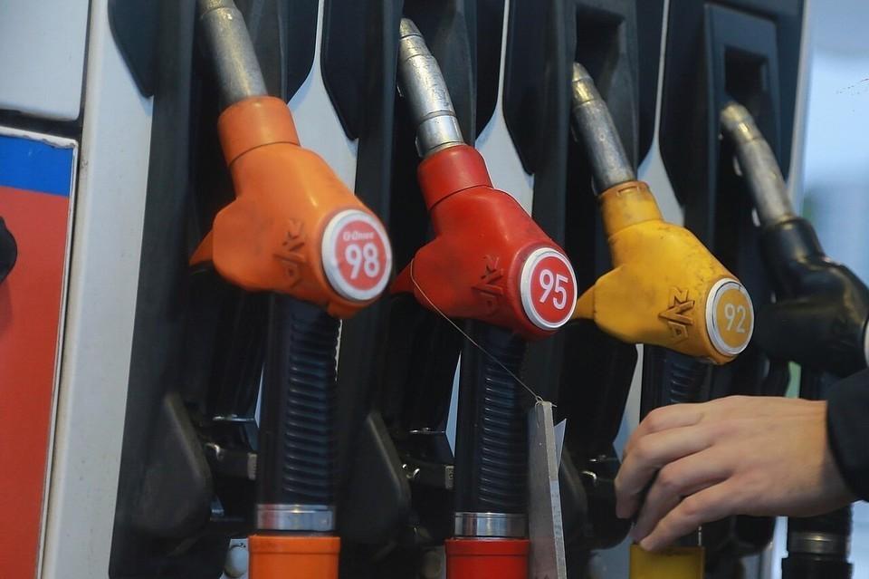 Оптовая цена бензина АИ-95 обновила исторический максимум второй день подряд