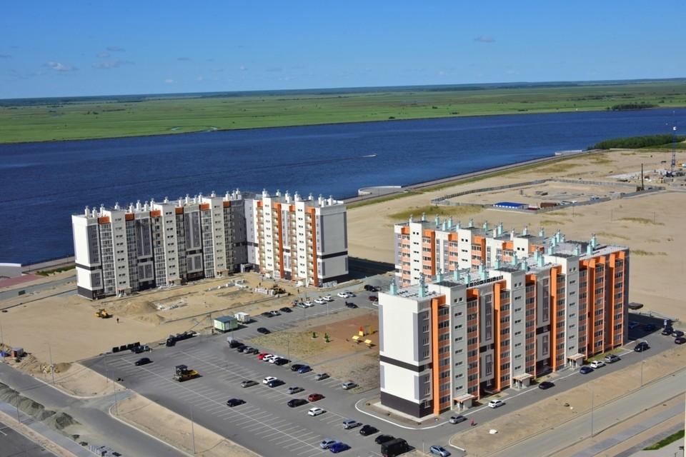 В Югре многодетные семьи смогут улучшить свои жилищные условия Фото: официальная страница Администрации Ханты-Мансийска