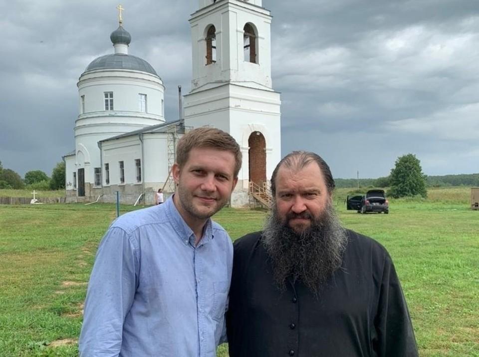 Фото: Инстаграм-страница Бориса Корчевникова.