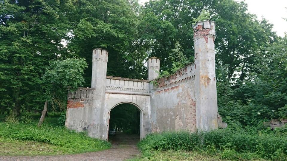 Замок Гердауэн.