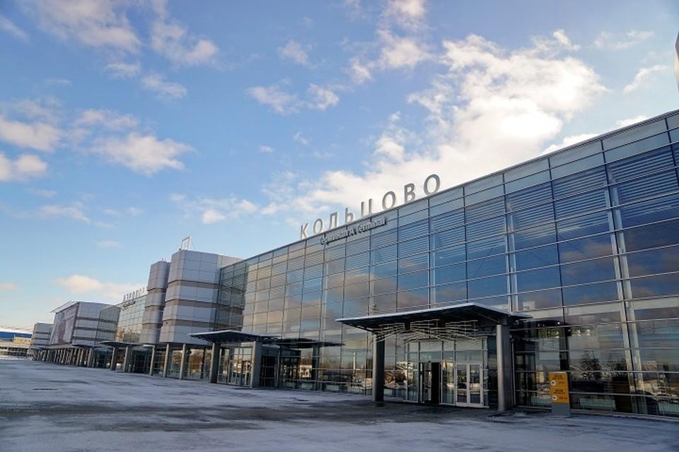 У аэропорта появится своя стела