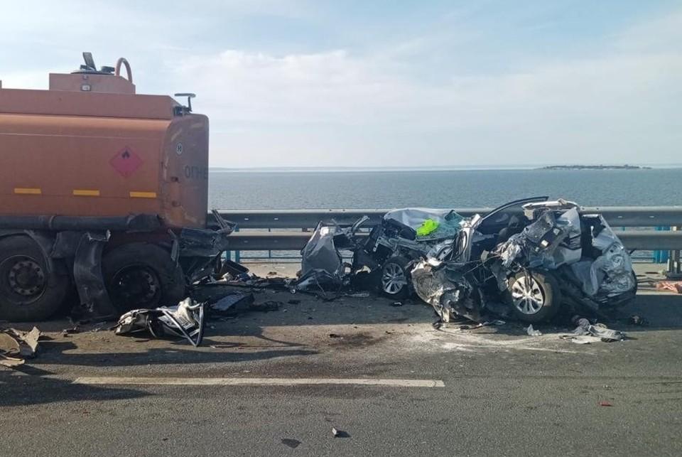 Последствия аварии оказались страшными ФОТО: МВД Ульяновской области