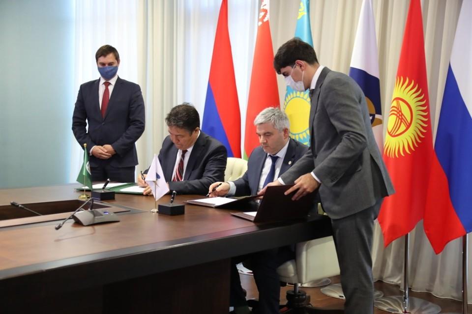 Фото: пресс-служба посольства Казахстана в России