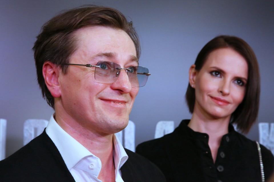 Сергей Безруков и Анна Матисон снова стали родителями.