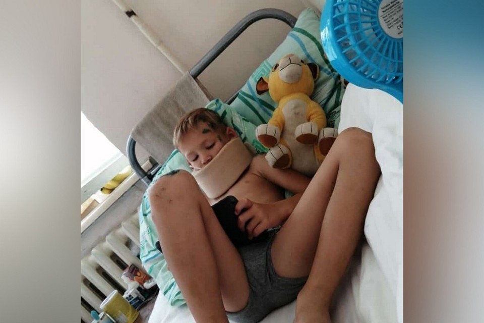 Аня проплакала возле Максима два дня