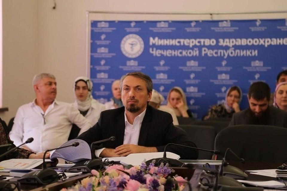 Министр здравоохранения республики Эльхан Сулейманов поделился хорошей новостью. Фото: инстаграм-аккаунт министра