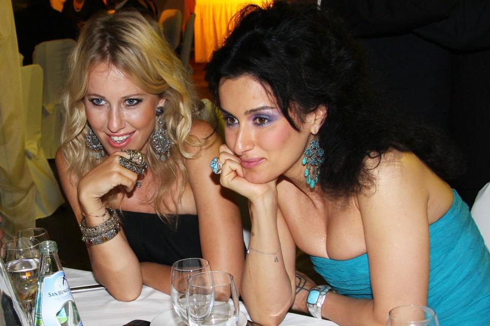 Когда-то Тина и Ксения дружили.