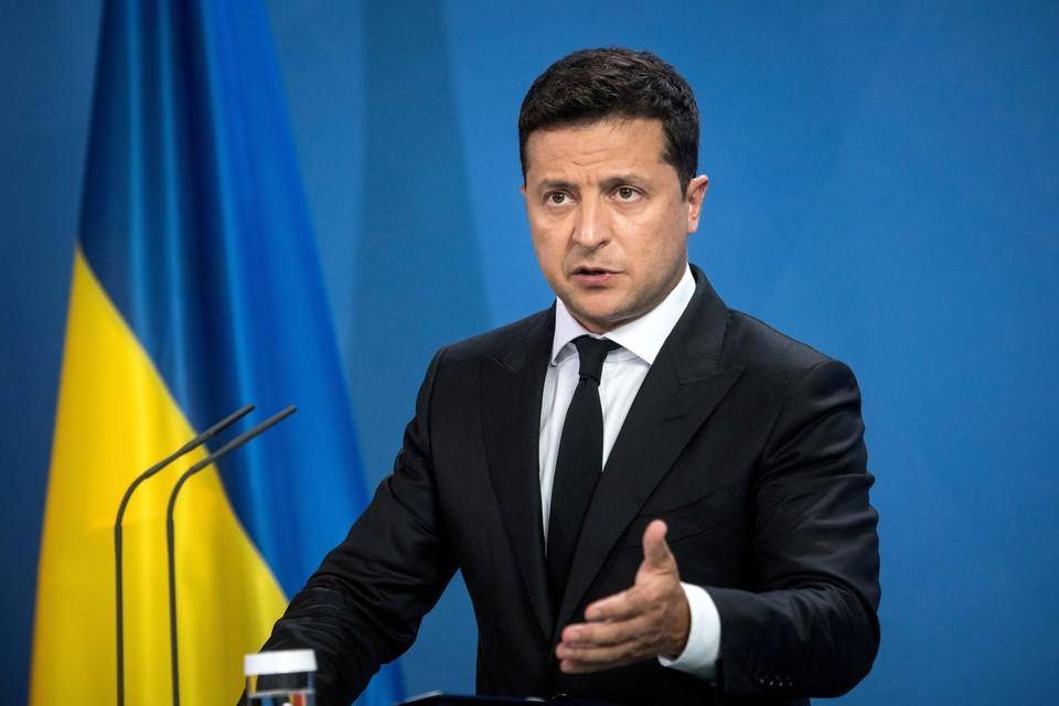 Владимира Зеленского обвинили в участии в плане по уничтожению Украины