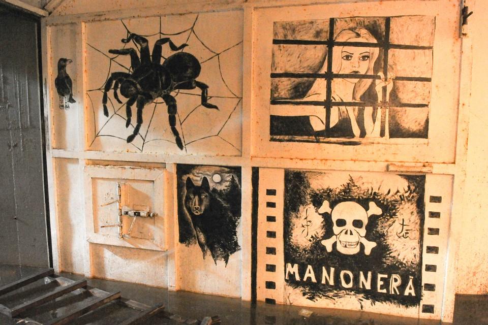 Что значат рисунки в подземной тюрьме в Ленобласти
