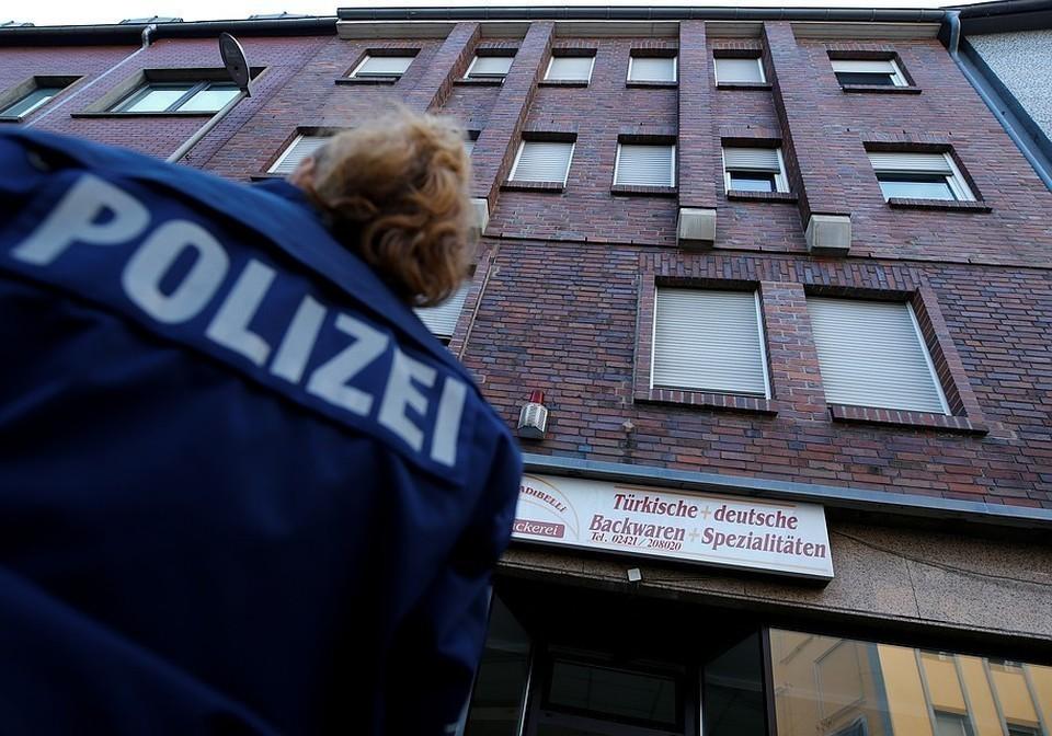 При стрельбе в Берлине ранили четырех человек
