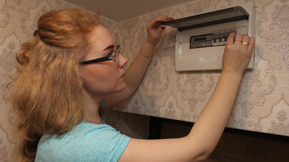 Дело не в ваших автоматах - свет отключат во всем доме.