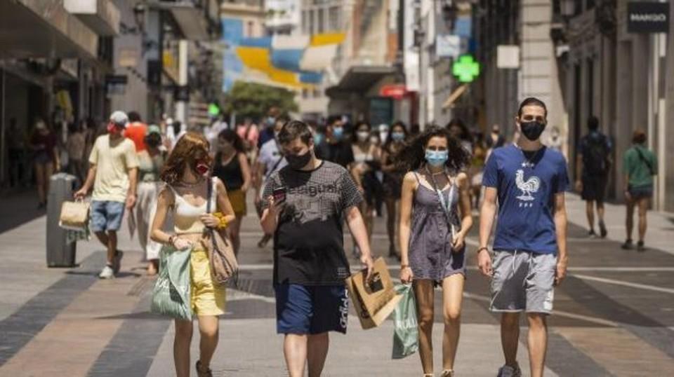Испания открыта для граждан Молдовы. Фото: соцсети