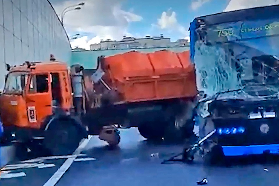 В арии с автобусом пострадали пассажиры.