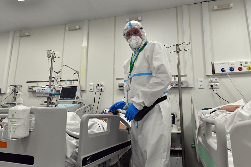 Коронавирус выбирает мишени в зависимости от индивидуальных особенностей пациента