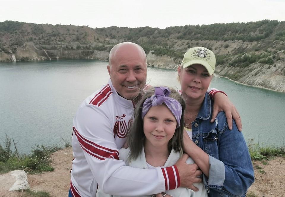 Певец Александр Солодуха побывал с семьей на «белорусских Мальдивах». Фото: Facebook Александр Солодуха.