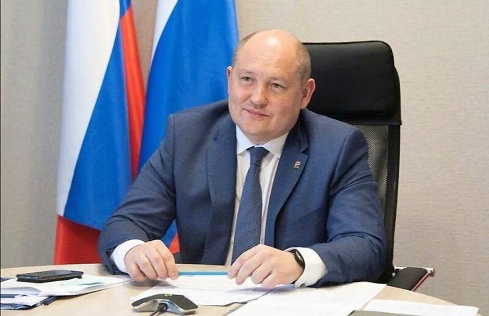 Губернатор Севастополя Михаил Развожаев