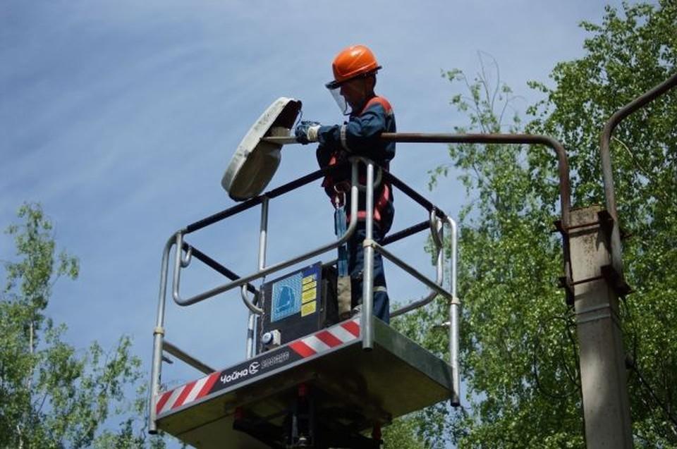 Смоленскэнерго информирует о проведении плановых ремонтных работ в сентябре. Фото: Предоставлено Смоленскэнерго.
