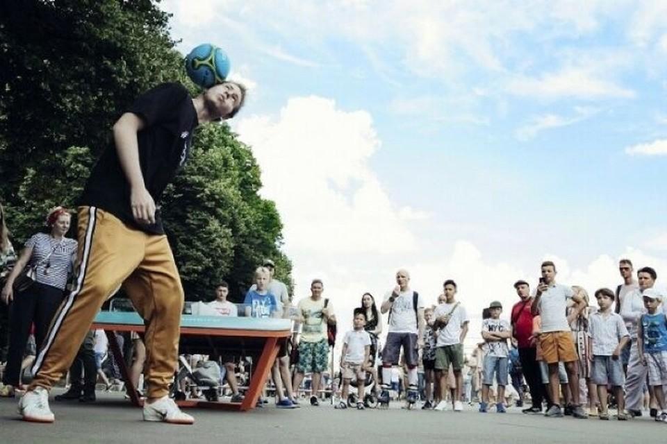 Фото: пресс-служба фестиваля «Мир спорта»