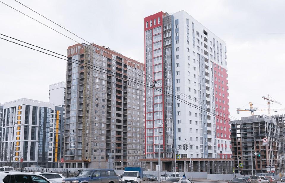Один из домов готов на 85% Фото: Минострой Башкирии