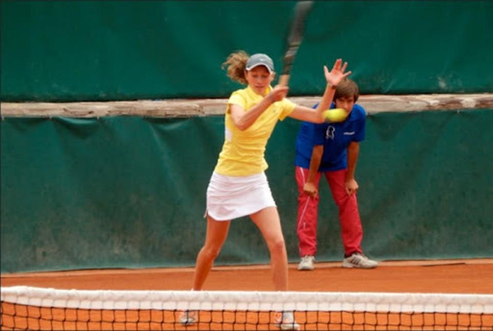 Кристина Букша проиграла в первом же поединке (Фото: sports.md).