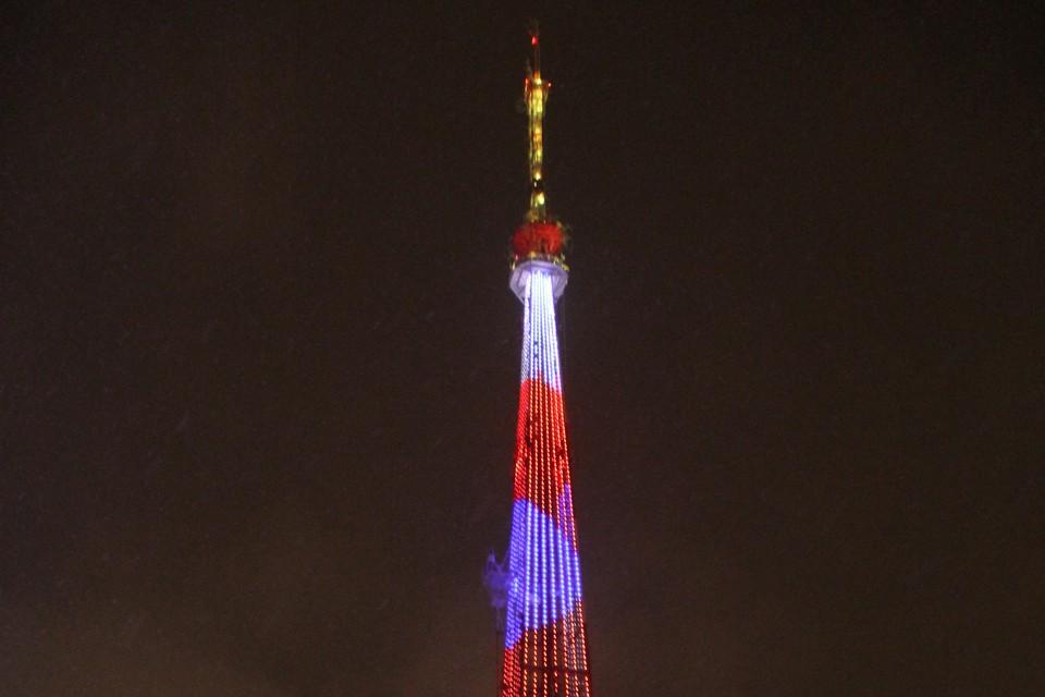 Подобные световые шоу стали хорошей традицией для Воронежа