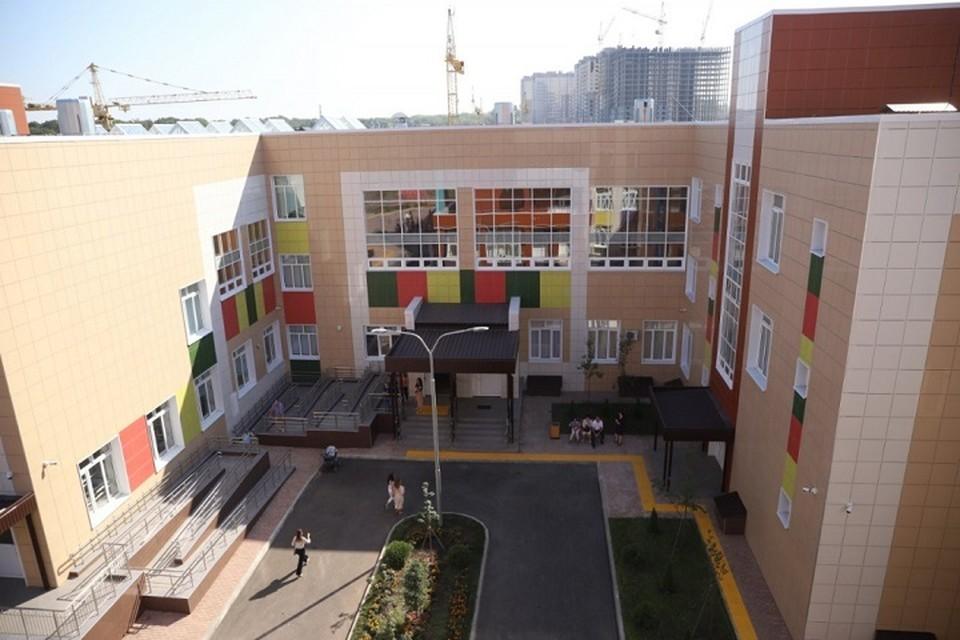 Школа № 22 самая большая в городе. Фото: сайт администрации Ростова