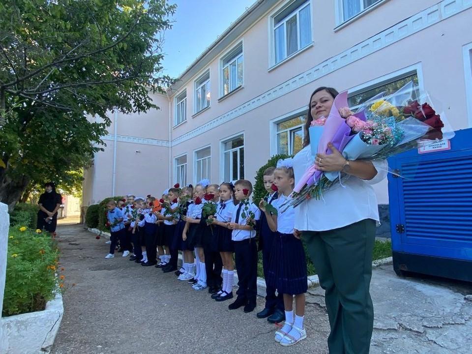 Учеба начнется без задержек. Фото: sev.gov.ru