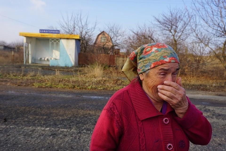 Среди жертв украинской агрессии в этом месяце есть мирный житель