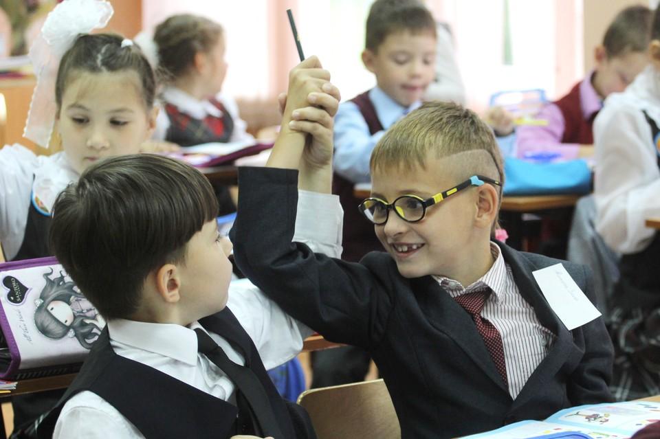 В Петербурге 1 сентября открылось 9 новых школ